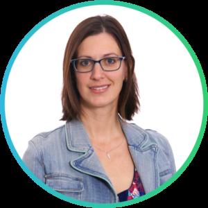 Marie-Ève Maltais, consultante en gestion des ressources humaines chez RH2o
